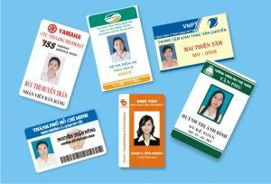 in thẻ nhựa tại Hà Đông