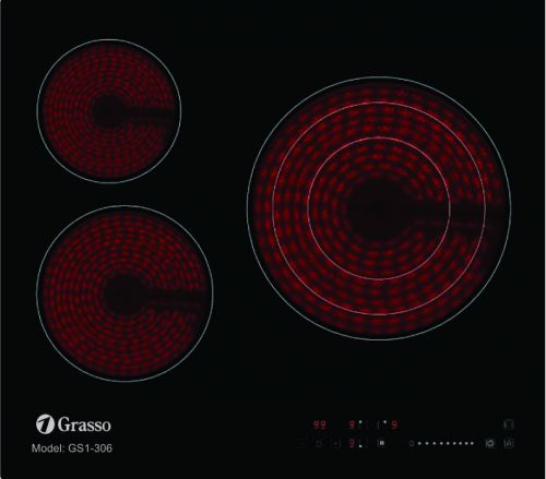 Bếp 3 hồng ngoại GS1-306