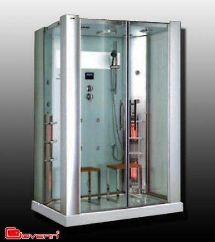 Phòng xông hơi Govern K-022 (Xông ướt + xông khô)