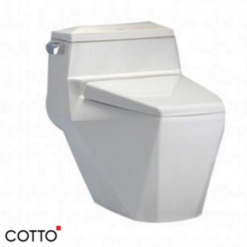 Bồn cầu két liền COTTO C10077