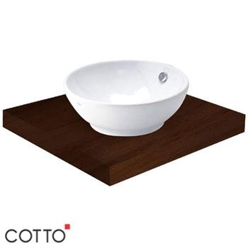 Chậu lavabo dương bàn Cotto C0015