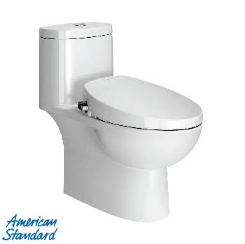 Bộ bàn cầu + nắp rửa thông minh AMERICAN STANDARD VF-2024S