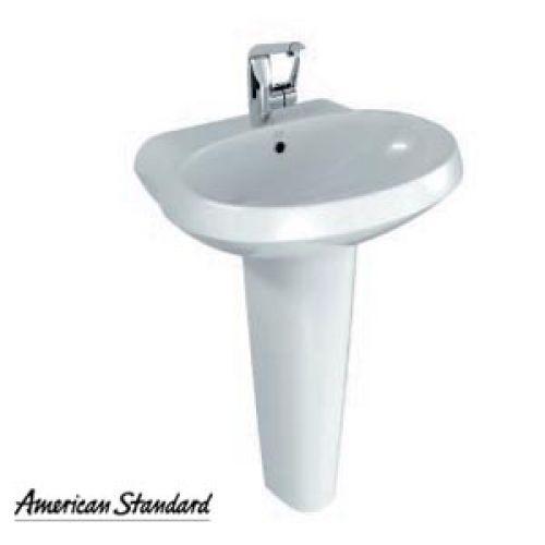 Chậu lavabo chân dài American WP-F511/F711