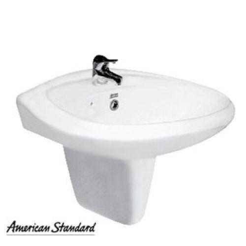 Chậu lavabo chân lửng American VF-0969/VF-0912