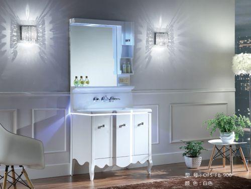 Bộ tủ chậu phòng tắm OFUND FB-900