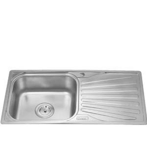 Chậu rửa bát Gorlde GD 0288 (1 hố có bàn)