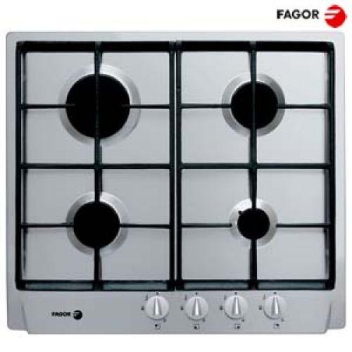 Bếp ga âm Inox Fagor 6FI-4GLSX BUT