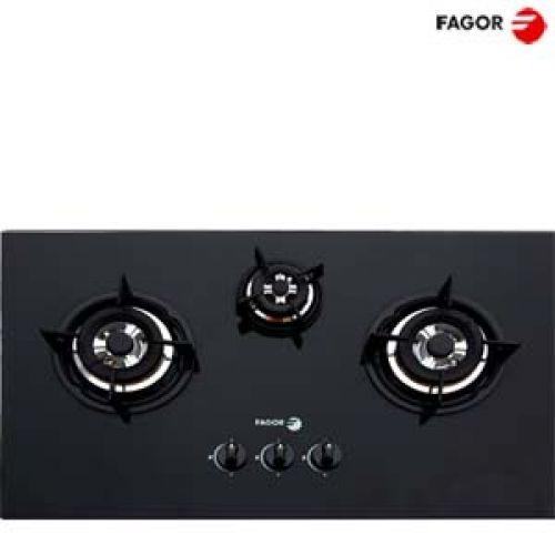 Bếp ga âm kính Fagor 3PCS8-G2WDB