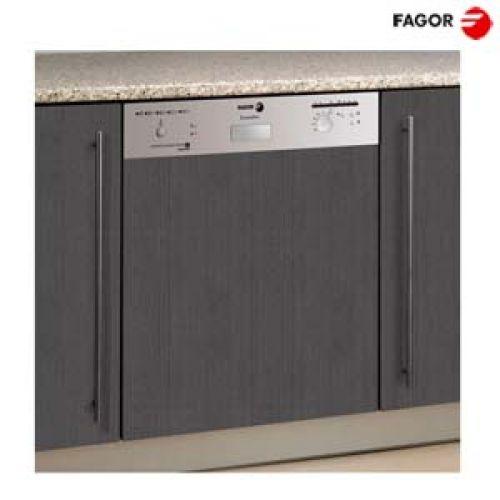 Máy rửa bát âm tủ Fagor 2LF-013IX
