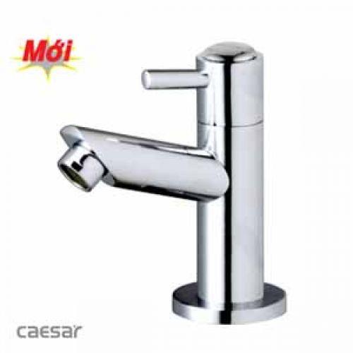 Vòi chậu lavabo Caesar B040C (Nước lạnh)