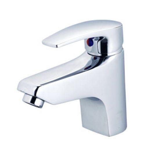 Vòi chậu lavabo Caesar B400CP (nóng lạnh)