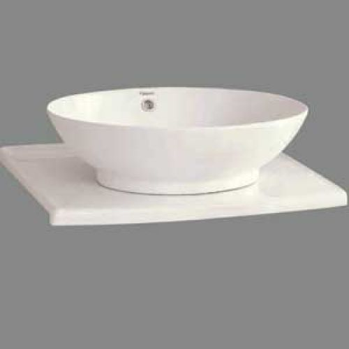 Chậu rửa lavabo dương bàn Viglacera BS415