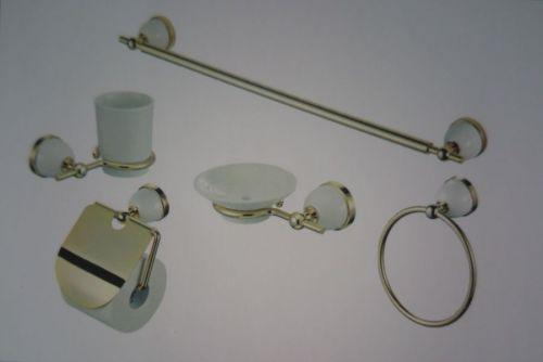 Bộ phụ kiện 5 món (Mạ vàng titanium cao cấp) VA-7500-WG SERIES