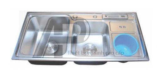 Chậu RB có hố rác CE 12 - KT:950x420x220