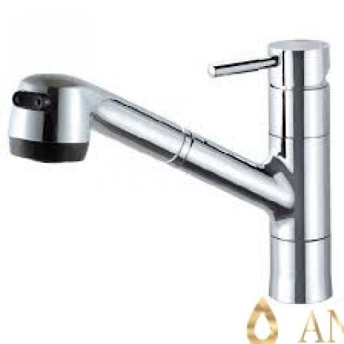 Vòi chậu lavabo nóng lạnh Hàn Quốc KOSCO  CO 5021