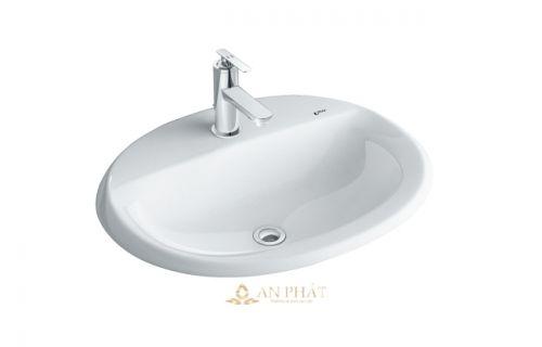 Chậu rửa dương bàn INAX L-2395V