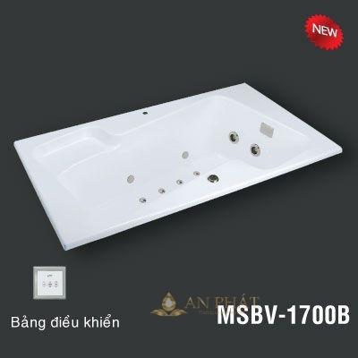 Bồn tắm massage MSBV-1700B