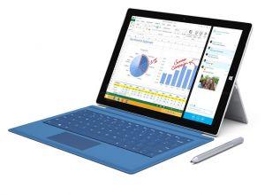 Microsoft Surface Pro 3 (I7-4650U / Ram 8Gb / SSD 256GB / MÀN 2K)