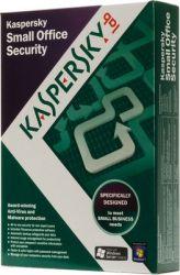 Kasperksy Small Office 2014
